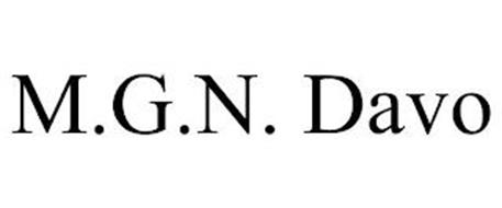 M.G.N. DAVO