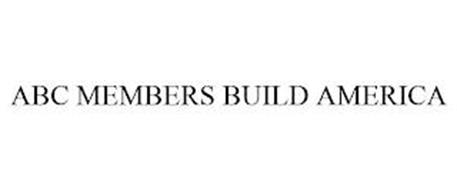 ABC MEMBERS BUILD AMERICA
