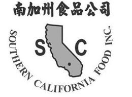 SOUTHERN CALIFORNIA FOOD INC.