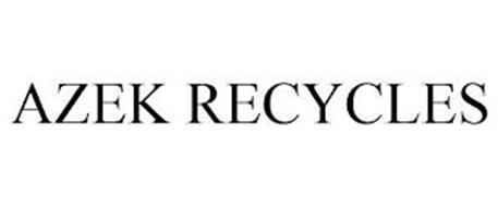 AZEK RECYCLES