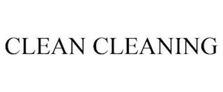 CLEAN CLEANING