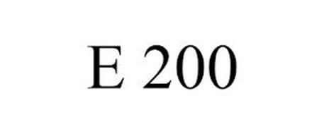 E 200