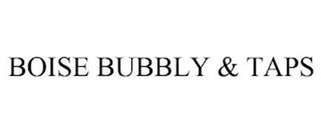 BOISE BUBBLY & TAPS