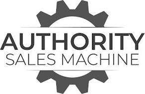 AUTHORITY SALES MACHINE