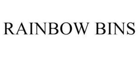RAINBOW BINS