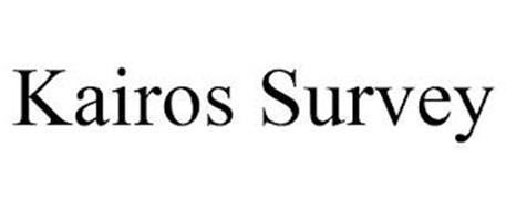 KAIROS SURVEY