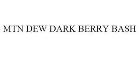 MTN DEW DARK BERRY BASH