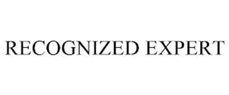 RECOGNIZED EXPERT