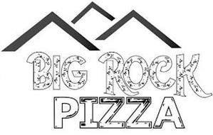BIG ROCK PIZZA