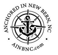 ANCHORED IN NEW BERN, NC AINBNC.COM