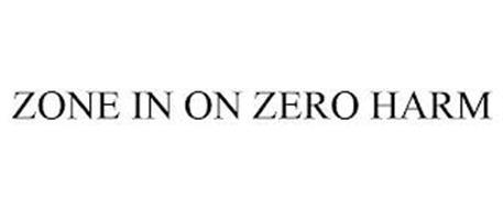 ZONE IN ON ZERO HARM