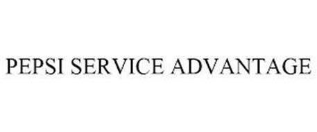 PEPSI SERVICE ADVANTAGE