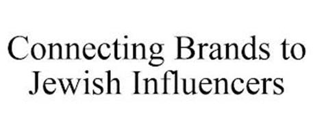 CONNECTING BRANDS TO JEWISH INFLUENCERS