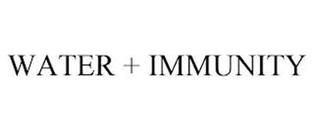 WATER + IMMUNITY