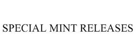SPECIAL MINT RELEASES