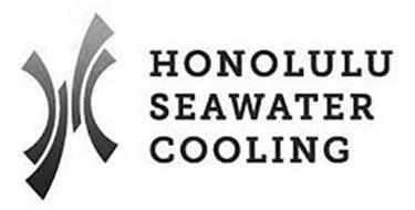 H HONOLULU SEAWATER COOLING