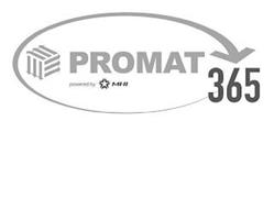 PROMAT 365 POWERED BY MHI