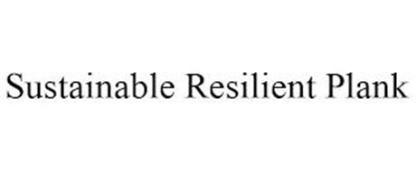 SUSTAINABLE RESILIENT PLANK