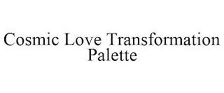 COSMIC LOVE TRANSFORMATION PALETTE