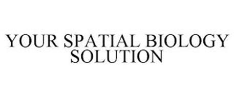 YOUR SPATIAL BIOLOGY SOLUTION