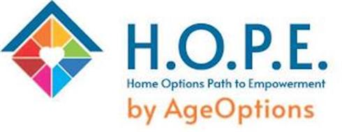H.O.P.E. HOME OPTIONS PATH TO EMPOWERMENT BY AGE OPTIONS
