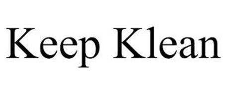 KEEP KLEAN