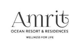 AMRIT OCEAN RESORT & RESIDENCES WELLNESS FOR LIFE