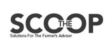 THE SCOOP SOLUTIONS FOR THE FARMER'S ADVISER