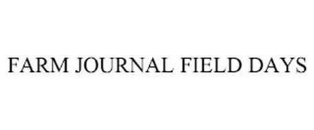 FARM JOURNAL FIELD DAYS