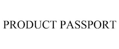 PRODUCT PASSPORT