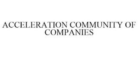 ACCELERATION COMMUNITY OF COMPANIES