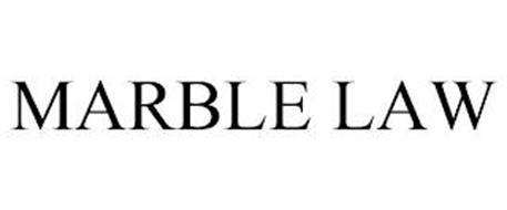 MARBLE LAW