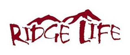 RIDGE LIFE