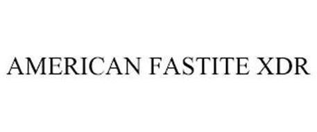 AMERICAN FASTITE XDR
