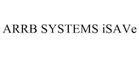 ARRB SYSTEMS ISAVE