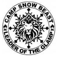 CAMP SNOW BEAST LEADER OF THE GLAMP