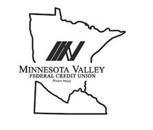 MV MINNESOTA VALLEY FEDERAL CREDIT UNION SINCE 1934