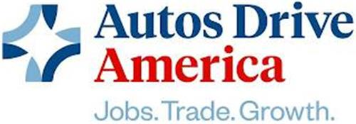 AUTOS DRIVE AMERICA JOBS. TRADE. GROWTH.