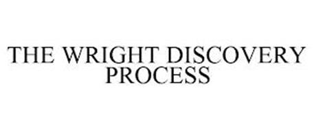 THE WRIGHT DISCOVERY PROCESS