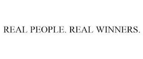 REAL PEOPLE. REAL WINNERS.