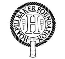 H HOAPILI BAKER FOUNDATION EST. 2020