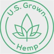 U.S. GROWN HEMP