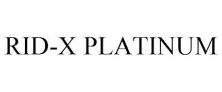 RID-X PLATINUM