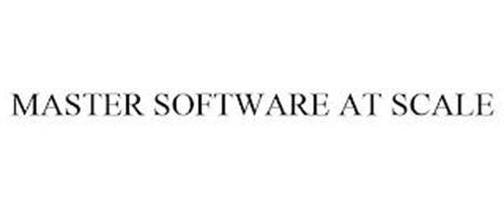 MASTER SOFTWARE AT SCALE