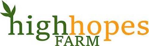 HIGH HOPES FARM