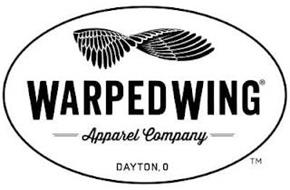 WARPED WING APPAREL COMPANY DAYTON, O