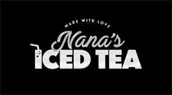 MADE WITH LOVE NANA'S ICED TEA