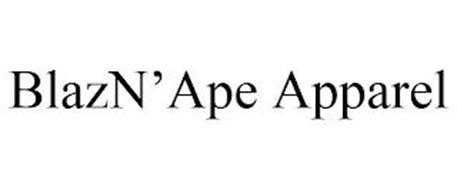 BLAZN'APE APPAREL