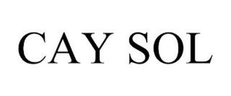 CAY SOL