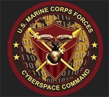 U.S. MARINE CORPS FORCES CYBERSPACE COMMAND SEMPER FIDELIS 1 0